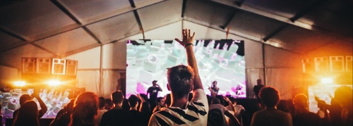 Black Rhino Stage at Time Shift Festival 2017